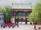 Shaolin Monastery  Shaolin  Birthplace of Kung Fu Martial Art  Henan Province  China