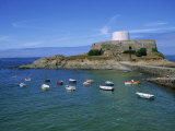 Fort Grey  Guernsey  Channel Islands  United Kingdom  Europe
