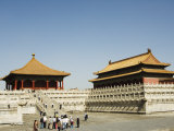 Zijin Cheng the Forbidden City Palace Museum  UNESCO World Heritage Site  Beijing  China