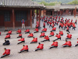 Shaolin Monastery  Shaolin  Birthplace of Kung Fu Martial Art  Henan Province  China