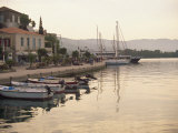 Poros  Saronic Islands  Greek Islands  Greece  Europe