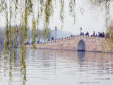 West Lake  Hangzhou  Zhejiang Province  China