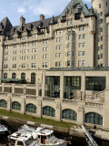 Fairmont Chateau Laurier Hotel  Ottawa  Ontario Province  Canada