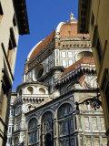 Duomo  Florence  UNESCO World Heritage Site  Tuscany  Italy  Europe