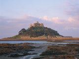 St Michael's Mount  Cornwall  England  United Kingdom  Europe