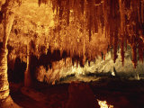 Carlsbad Caverns  Carlsbad Caverns National Park  UNESCO World Heritage Site  New Mexico  USA