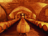 Barrels of Wine  France  Europe