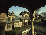 Amber Tombs  Rajasthan State  India