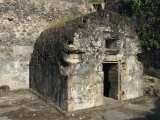Louis Cyparis's Jail  Saint Pierre  Martinique  West Indies  Caribbean  Central America
