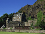 Dumbarton Castle  Scotland  United Kingdom  Europe