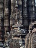 Lingaraja Temple  Bhubaneswar  Orissa State  India