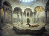 Turkish Bath  Cagaloglu Hamami  Istanbul  Turkey  Europe