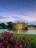 Leeds Castle  Kent  England  United Kingdom  Europe
