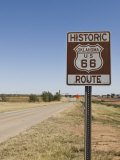 Route 66  Oklahoma  United States of America  North America