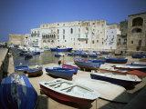 Monopoli  Puglia  Italy  Mediterranean  Europe