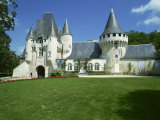 Chateau  Chef-Boutonne  Deux Sevres  Poitou-Charentes  France  Europe