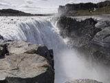 Dettifoss  Iceland  Polar Regions
