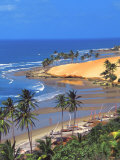 Beach in Fortaleza  Ceara  Brazil  South America