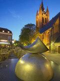 Oude Kerk  Delft  Holland  Europe