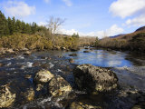 River Strontian  Strontian  Argyll  Scotland  United Kingdom  Europe
