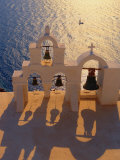Church in Oia  Santorini  Cyclades  Greek Islands  Greece  Europe