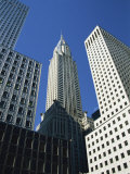 Chrysler Building  Manhattan  New York City  United States of America  North America