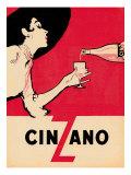 Cinzano Giclée premium