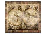 Ancien Monde Giclée premium par Edwin Douglas