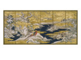 Japanese Screen II
