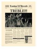 Le triplé Giclée premium par The Vintage Collection