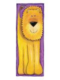 Lion Giclée premium par Kate Mawdsley