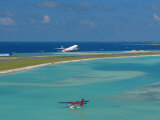 Male International Airport  Maldives  Indian Ocean