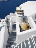 Firostefani  Santorini  Cyclades  Greek Islands  Greece  Europe