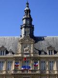 Hotel De Ville  Reims  Marne  Champagne-Ardenne  France  Europe