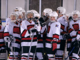 Childrens Ice Hockey Team