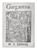 Gargantua by Francois Rabelais