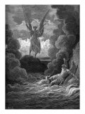Paradise Lost  by John Milton: Satan and Beelzebub are in an abyss of raging fire