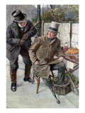 Charles Dickens's 'Our Mutual Friend' : Mr Boffin engages the services of Silas Wegg
