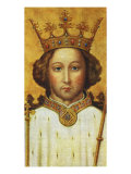King Richard II portrait (Reigned 1377 -1399)