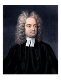 Jonathan Swift - Anglo Irish clergyman  Dean of St Patrick's  Dublin  satirist and essayist