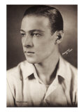 Rudolph Valentino  Italian Born US film actor  Great Silent Screen Idol of the 1920s