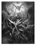 Paradise Lost  by John Milton: the rebel angels are cast out of heaven