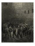 Victorian London prison  Newgate