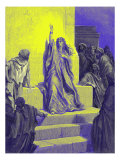 Deborah's song of triumph from the Old Testament