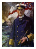 Admiral Sir John Jellicoe - British Royal Navy Admiral