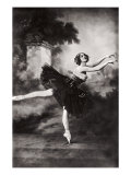 Anna Pavlova  Russian ballet dancer