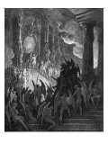 Paradise Lost  by John Milton: Satan in Council