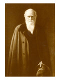 Charles Darwin  English Naturalist  Originator of the Theory of Evolution by Natural Selection