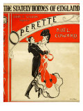 Noel Coward's Operette Score Cover  1938