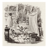 Brothers Grimm Children's and Household Tales published in 1812-15  The Elves and the Shoemaker